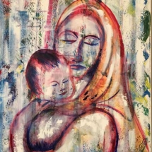 Dampney-mother-and-child